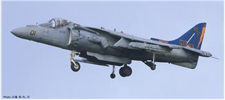 """Сборная модель """"HA00936 AV-8B «VMA-513 & VMA-214«"""""""