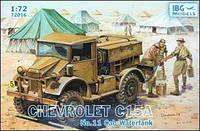"""Сборная модель  """"Chevrolet C15A No.11 Cab Watertank """""""