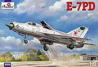 """Сборная модель """"Модель самолета E-7ПД"""""""