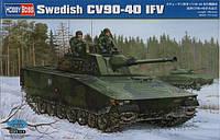 """Сборная модель  """"Шведская боевая машина пехоты CV90-40 """""""
