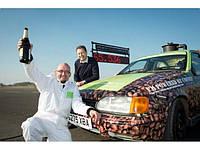 Британец создал работающий на кофе автомобиль