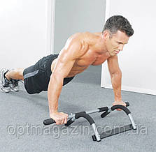 Турнік-тренажер для дому Iron Gym 3 в 1, фото 2