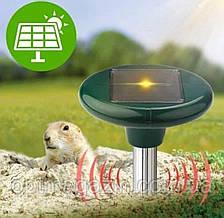 Отпугиватель грызунов (кротов) Solar Rodent Repeller, фото 2