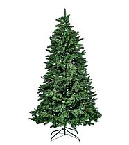 """Искуственная елка """"Линда с шишкой"""" зеленая 2,2 м"""