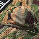 Мужские трусы Bshetr камуфляжной расцветки зеленого цвета, фото 7