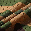 Чоловічі труси Bshetr камуфляжного забарвлення зеленого кольору, фото 9