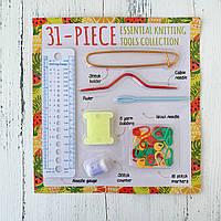 Набор фурнитуры для вязания 7 предметов.