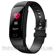 UWatch Розумні годинник Smart NewWay Black