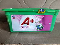 Капсули для прання Ariel 3 в1 (універсальні) 30 шт