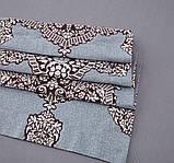 Комплект постельного белья Arya семейный Simple Living Alonna 160х220 см. (A107022), фото 2