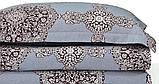 Комплект постельного белья Arya семейный Simple Living Alonna 160х220 см. (A107022), фото 3