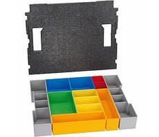 Вкладки под кейс Bosch L-boxx 102 (12 шт)