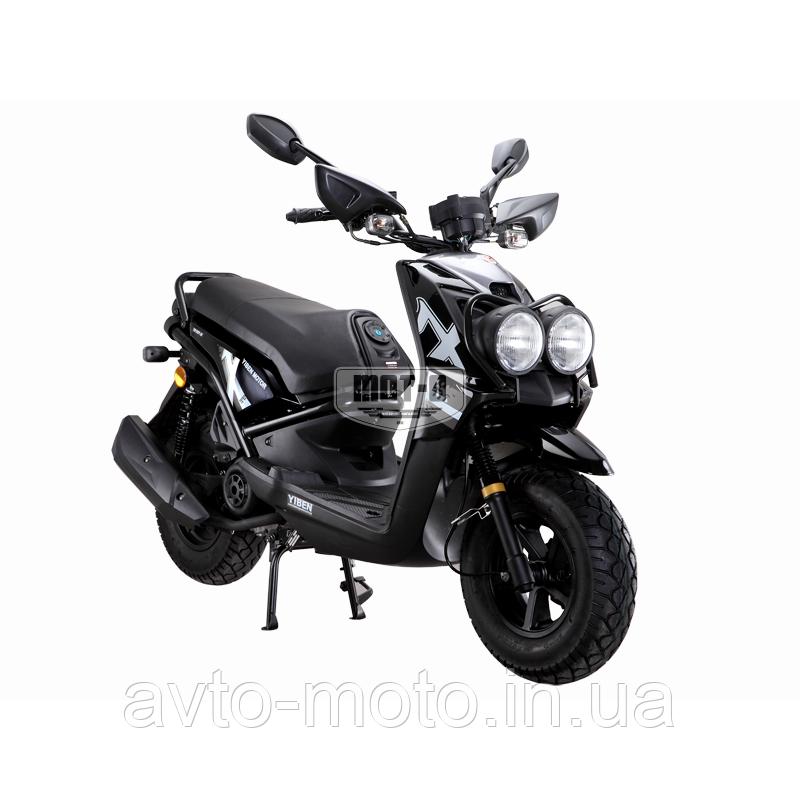 YIBEN скутер YB150T-35  BWS 150 см3