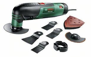 Мульті інструмент Bosch PMF 190 E Set