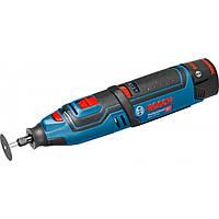 Акумуляторний багатофункційний інструмент Bosch GRO 10,8 V-LI