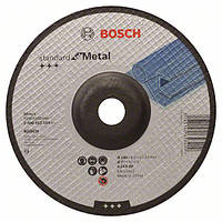 Зачистной круг Bosch (2608603183) Standard for Metal 180 x 6 мм