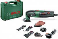 Многофункциональный инструмент Bosch PMF 220 CE Set (0603102021), фото 1