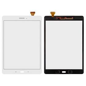 """Тачскрін (сенсор) Samsung T550 Galaxy Tab A 9.7""""/T555 білий"""