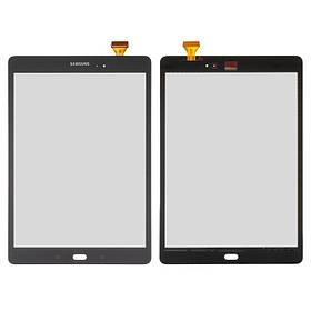 Тачскрін (сенсор) Samsung T550 Galaxy Tab A 9.7 сірий Оригінал