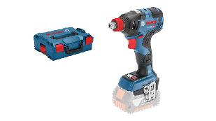 Аккумуляторный ударный гайковерт Bosch GDR 18V-200 C GDX 18V-200 C Professional Solo (06019G4104)