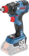 Аккумуляторный ударный гайковёрт Bosch GDX 18V-200 C Professional (06019G4204)