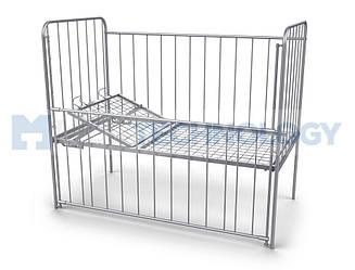 Кроватка детская функциональная КДФ-О (Атон)