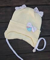 Детская шапка для новорожденных  Dizzy market