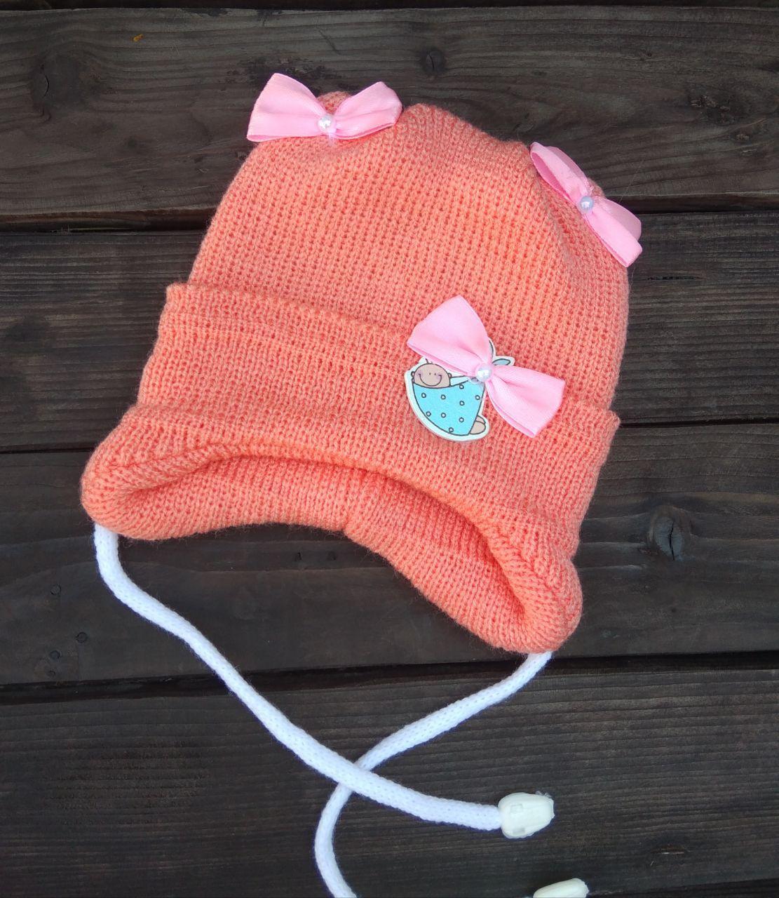 Дитяча шапка для новонароджених Dizzy market