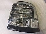 Диодные стопы на Lexus LX570 под рестайлинг, фото 2