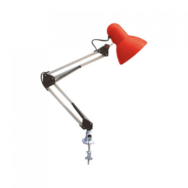 Светильник настольный  RANA E27 красный
