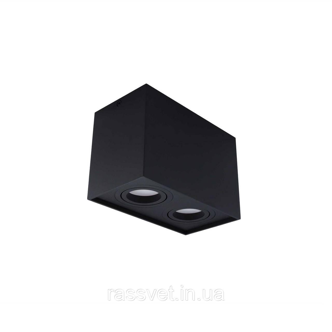 Точечный светильник Skarlat TH5804 BK