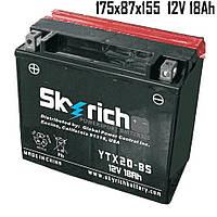 Аккумулятор 18Ah 12V Skyrich YTX20-BS SLA 175x87x155