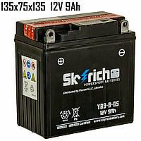 Аккумулятор  9Ah 12V Skyrich YB9-B-BS SLA 135x75x135, фото 1
