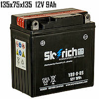 Аккумулятор  9Ah 12V Skyrich YB9-B-BS SLA 135x75x135