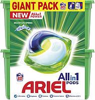 Капсулы для стирки универсальный Ariel Pods 3 в 1 80 шт