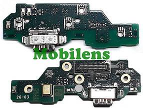 Nokia 5.1 Plus, TA-1105, TA-1109 Шлейф-плата с разьемом зарядки Original *PRC