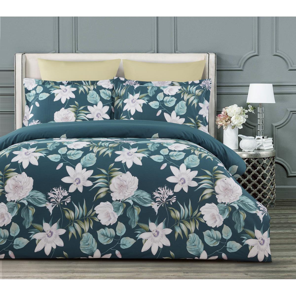 Комплект постельного белья Arya семейный Alamode Miri 160х220 см (A106981)