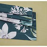 Комплект постельного белья Arya семейный Alamode Miri 160х220 см (A106981), фото 3