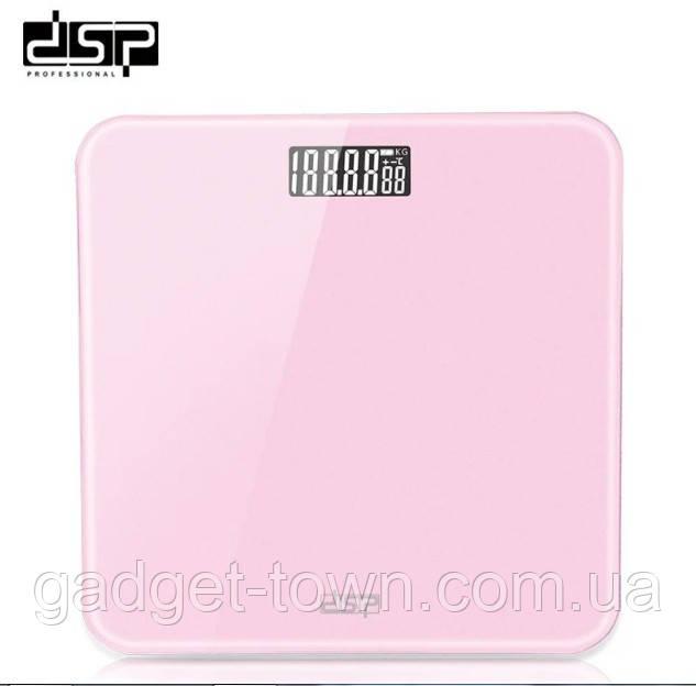 Цифрові підлогові електронні ваги DSP KD-7001 платформні 180 кг