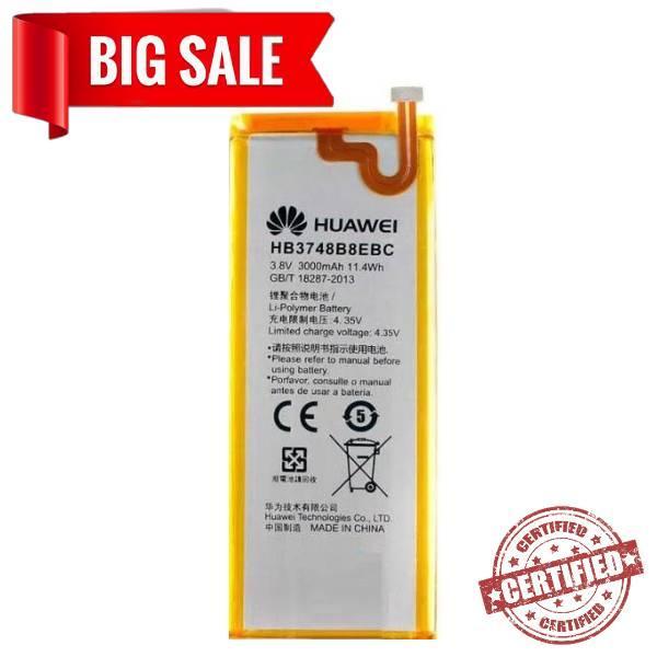 Original аккумулятор HUAWEI G7 HB3748B8EBC 3000mAh