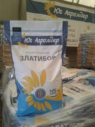 Семена подсолнечника ЗЛАТИБОР (Экстра), A-G+, Юг Агролидер