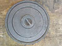 "Крышка чугунная на баллон ""Искра"" Ø 310 мм (вес - 5 кг), фото 1"
