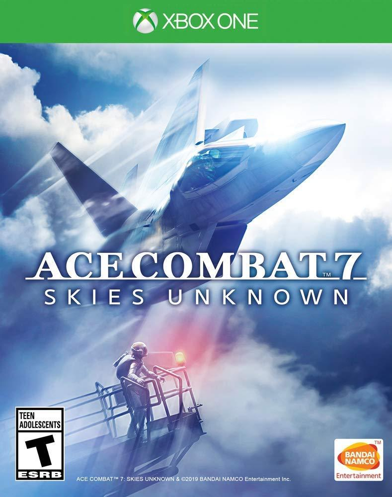 Ace Combat 7 Skies Unknown (російські субтитри) Xbox One