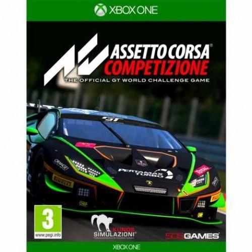 Assetto Corsa Competizione (російські субтитри) Xbox One