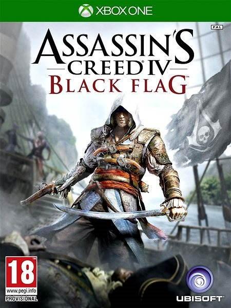 Assassins Creed IV Black Flag (русская версия) Xbox One