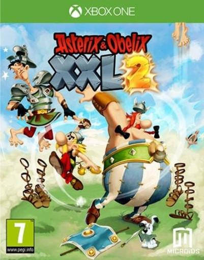 Asterix & Obelix XXL2 (русские субтитры) Xbox One