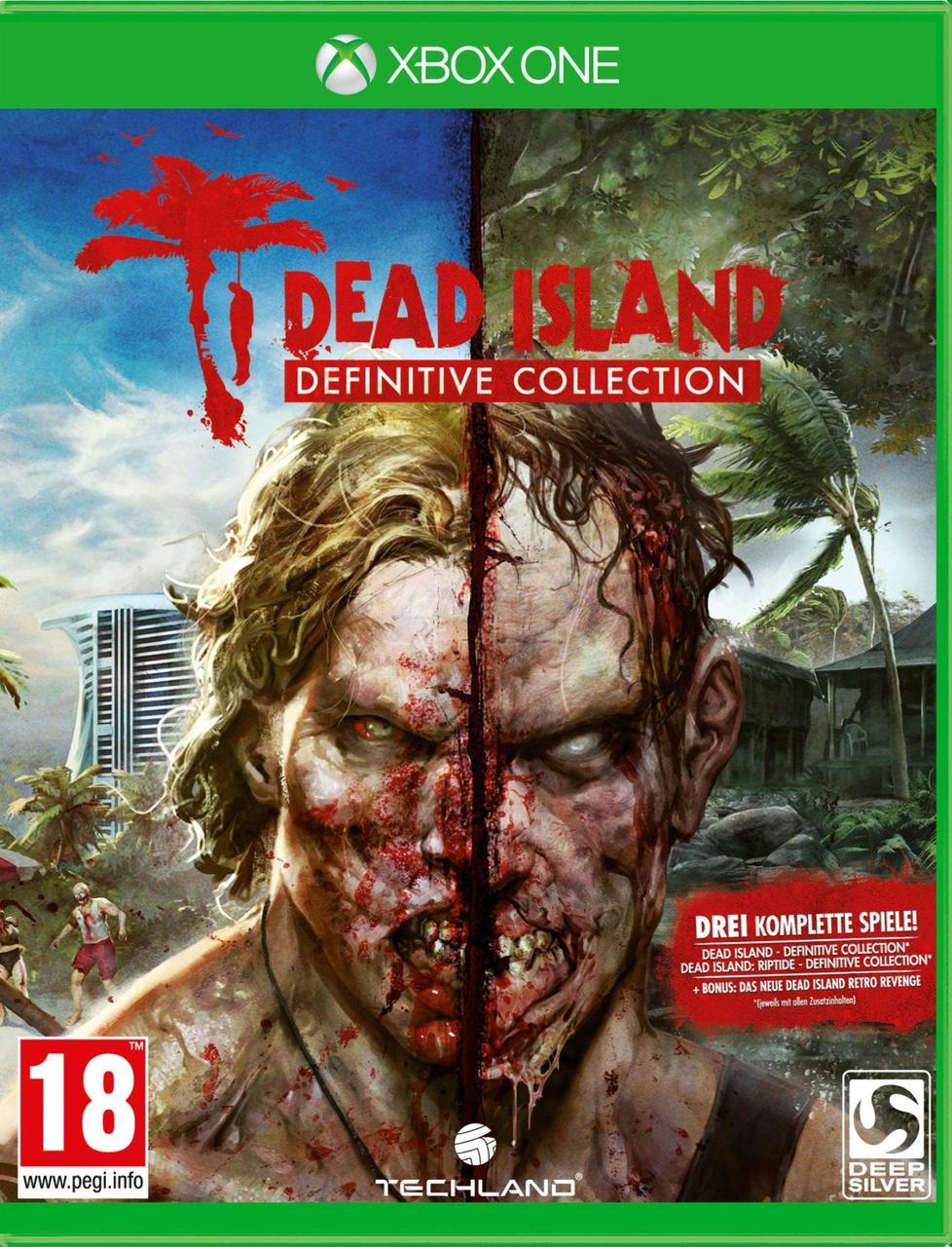 Dead Island Definitive Collection (російські субтитри) Xbox One
