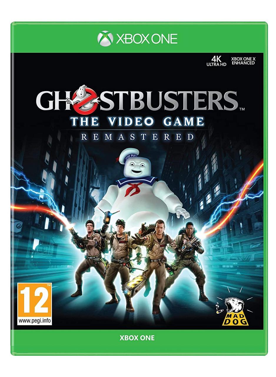 Ghostbusters The Video Game Remastered (англійська версія) Xbox One
