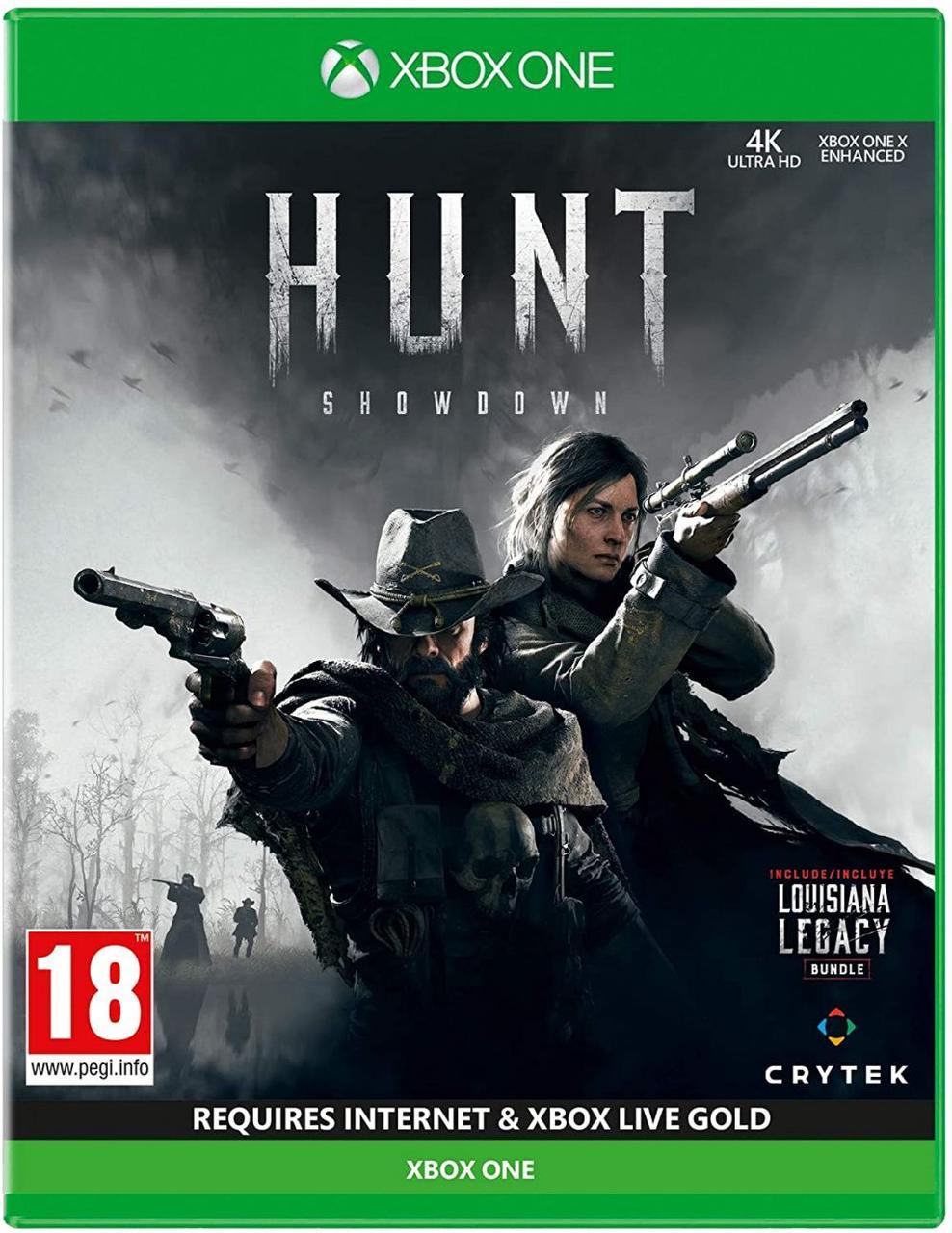 Hunt Showdown (російські субтитри) Xbox One