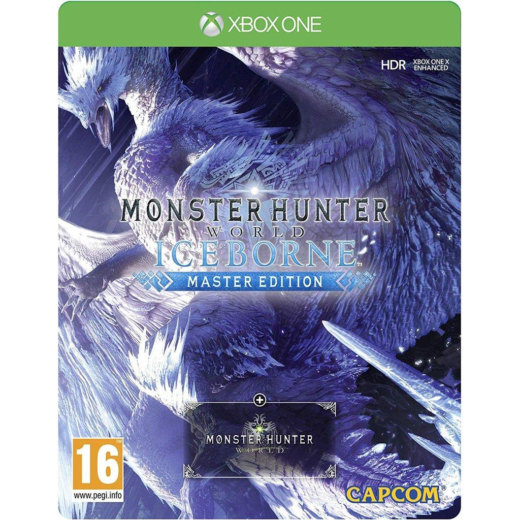 Monster Hunter World Iceborne Steelbook Edition (англійська версія) Xbox One